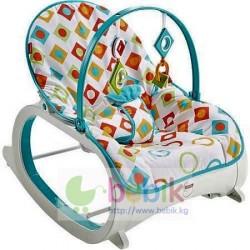 Шезлонг-кресло-качалка Fitch baby 920
