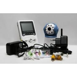 Видеоняня 931 (Digital Wireless Baby Monitor) Wi-Fi