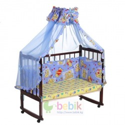 """Комплект в кроватку """"Медвежата"""" 325"""