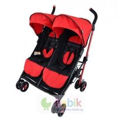 Детская коляска-трость для двойни Geobi SD