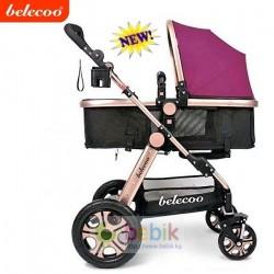 """Детская универсальная коляска-трансформер """"""""belecco"""""""""""