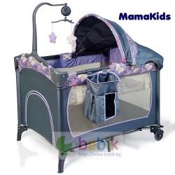 Манеж - кровать MamaKids (Trend play yard)