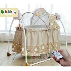 Электронная колыбель для новорожденного ( Baby Rocker ) Maribel