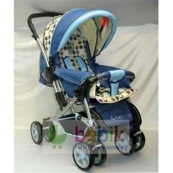 Всесезонная прогулочная коляска Pierre Cardin PS 09 (зима-лето)
