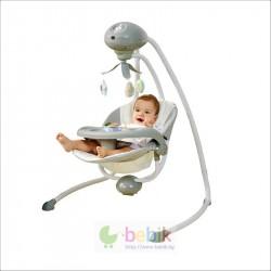 Детское электрическое кресло-качалка KUB (The Electric Rocking Chair)