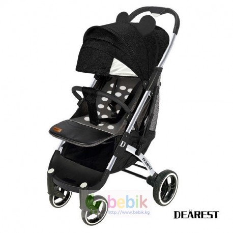 Демисезонная прогулочная коляска-чемодан DEAREST+pro