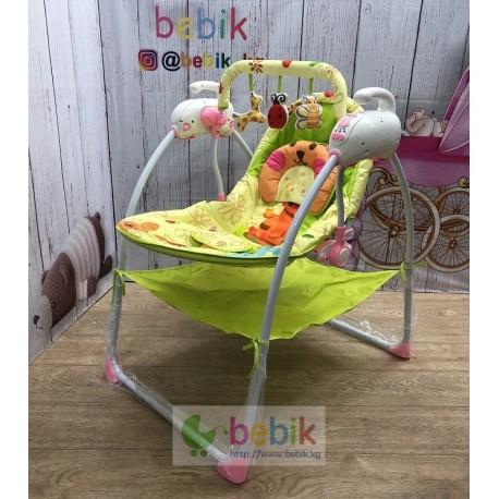 Детские электро-качели (Baby Cradle)