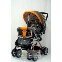 Всесезонная прогулочная коляска Pierre Cardin PS 08 (зима-лето)