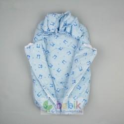 Спальный мешок для новорожденных 330